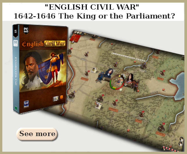 Wargame Ageod English Civil War
