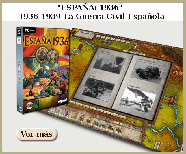 Ageod España 1936