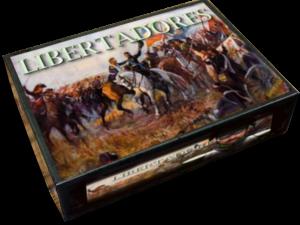 LIBERTADORES BOARDGAME PRE-ORDER